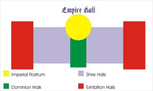 Empire Hall by Ienkoron
