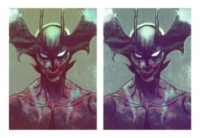 Devilman by cesarmanuel10