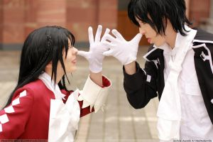 Pandora Hearts: XP by Ansuchi