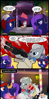 The D4mned - Shotgun Wedding by MattX16