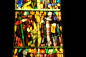 Stained Glass 1 by nicollearl