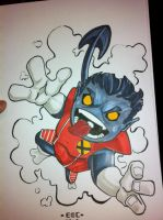 Night Crawler commission ACE by MARR-PHEOS