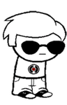 Dave Strider Gif by wearyalchemist