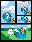 MLP: The Great Expedition, Page 1 by SilyaBeeodess