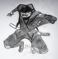 Sound Ninja by Jas656