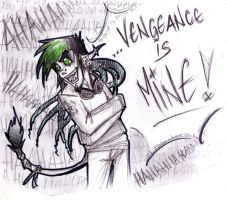 Vengeance is mine by Raenyras