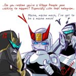 TF - AniProwl Village Mechs by plantman-exe
