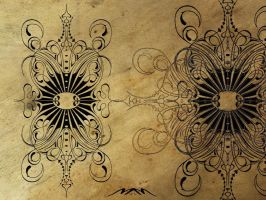 victorian pattern by 2MarK4