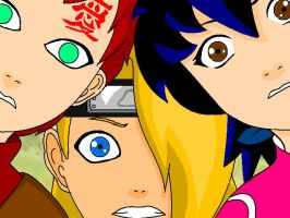 Team Tsunade - OMG by aomehigurashi258