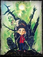 Paranorman by CodyCurtin