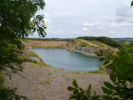 A View of the Quarry by Party9999999