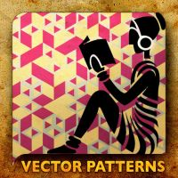 Vector Patterns. READ iT by paradox-cafe