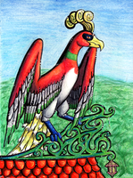 Ho-oh's Perch by Ho-ohLover