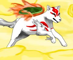 Okami by Watery21