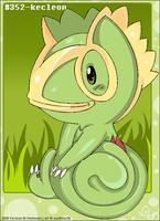 Master Kecleon by aunRina