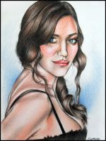 Kat Dennings by carly2009