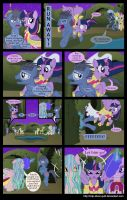 A Princess' Tears - Part 19 by MLP-Silver-Quill