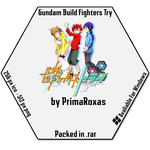 Gundam Build Fighters Try Icon for Windows by PrimaRoxas