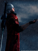 DMC4 Devil in the Rain by CalengilFirdar