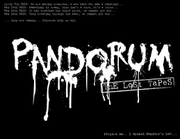 Pandorum: The Lost Tapes Tape Zero by jackanarchy99