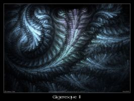 Gigeresque II by psion005