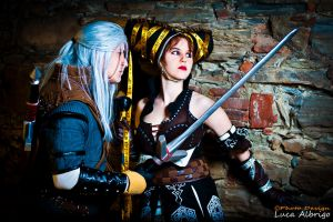 The Witcher 2 III by ladyvera90