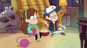 Gravity Falls is Awesome by deliatee