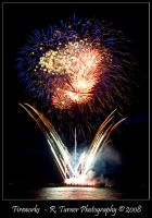 Fireworks by rayt