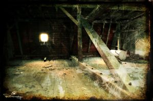 Old attic by Emi-Fly