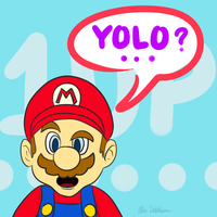 What's YOLO...? -nintendo- by Akhutchison