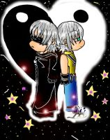 :Riku: Always Light in Dark by LainyLu