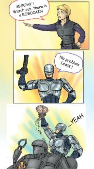 Robocop vs MGM part 2 by Silwerra