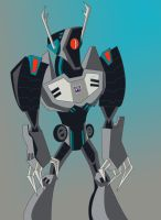 TFA - Shockwave by LunaWing