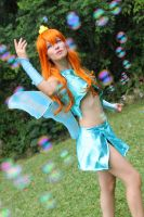 Bloom -  Winx Club Cosplay by MishiroMirage