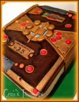 Dungeons and Dragons Vol. 3.5. Chocolate Cake! by gertygetsgangster