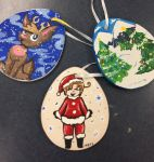 Christmas Ornaments by Girl-Scout-Girl