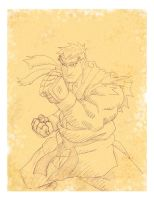 Ryu Altered by marcusmuller