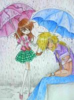 It's Rain..Mr.Dominique by Charming-Manatee