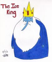 The Ice King by dancefever92