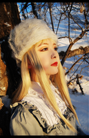 The Snow Maiden by ChasseNeige