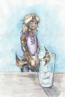 Marik vs The Glass Cup by SunlessRise