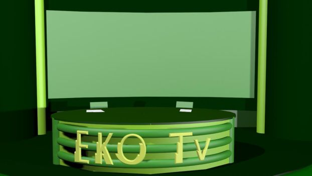 EkoTV Studio #3 by pproky