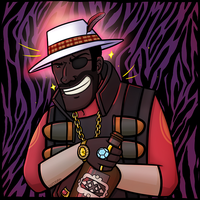 being a good demoman aint easy by sgtst0rm