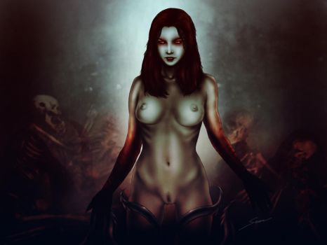 Lilith by fromthedead