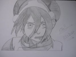 Toph Bei Fong by santos801