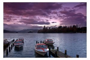 Lake Windermere by Free2Fall