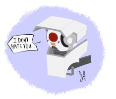 I Don't Hate You by PaultheMediocre