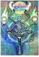 Tantra Psychedelic Mantra by LimbicSplitter
