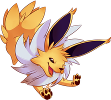 [Prize] - Jolteon by Riboo