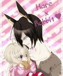.The hare and his rabbit. by sakkocchi